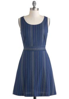 Got You In Stitches Dress, #modcloth - Tulle Clothing