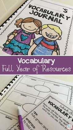 Activities and assessments that make vocabulary instruction fun and meaningful! Vocabulary is an important component of test prep!