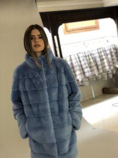 cbb81a683a2d Experience the biggest collection of real fur clothing and accessories.   realfur  mink  coat  furcoat  fur. haute acorn (Fur coats ...