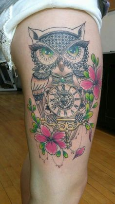 Colorful lace owl!!!!