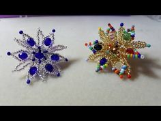 """Learn how to make """"Margaret"""" Bracelet! Seed Bead Jewelry, Bead Jewellery, Seed Beads, Beaded Jewelry, Beading Tutorials, Beading Patterns, Beaded Necklace Patterns, Polymer Clay Flowers, Diy Schmuck"""