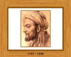 Ibn Al-Baitar (1197 – 1248) Arab scientist, botanist and physician who systematically recorded the discoveries made by Islamic physicians in the Middle Ages.