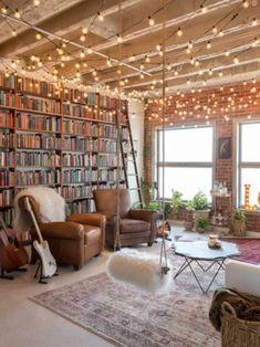 Essa sala de leitura