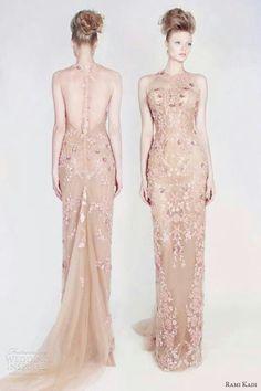 Elegant wedding dresse.....