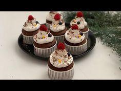 Mini Cupcakes, Desserts, Food, Tailgate Desserts, Deserts, Meals, Dessert, Yemek, Eten