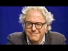 A Conversation with Bernie Sanders (In 1988) - YouTube Published on Mar 10, 2016 Presidential candidate Sen. Bernie Sanders speaks with C-SPAN in 1988 while mayor of Burlington, Vermont. The interview reveals more of Sanders' man-of-the people worldview and political positions, and how little those positions have changed over his 30+ year political career.