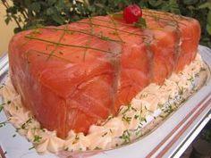 pastel de salmón y langostinos con thermomix, salmón con thermomix, recetas de navidad con thermomix,
