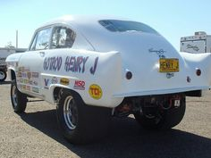 Hot Rod Henry J Chuck Kandle's from Lake Havasu City,AZ.