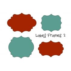 Label Frames 2 SVG