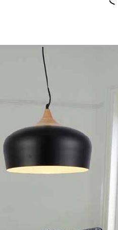 36 cm 439 zl Parma FLPA35BK Lampa wisząca AZzardo
