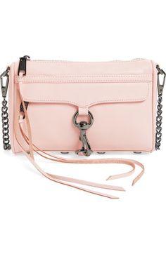 Rebecca Minkoff  Mini MAC  Convertible Crossbody Bag  878fbb63c5ed8