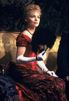 The Age of Innocence #michellepfeiffer