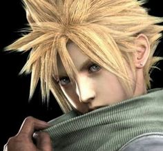 cloud strife class 3 soldier