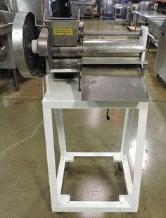 Colborne B10 Commercial Double Pass Dough Roller W/ Stand #Colborne