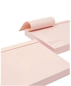 Perforated notepads