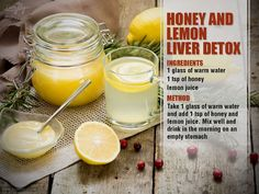 DETOX LIVER AND KIDNEYS