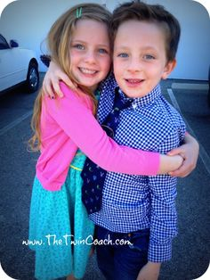 The Twin Coach: Twins And Birthday Parties. To Share Or Not To Share?