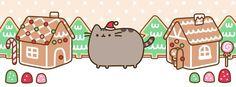Christmas pusheen