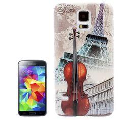 Backcover Case fürs Samsung Galaxy S5 i9600 Paris