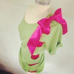WobiSobi: Bow, T-Shirt DIY