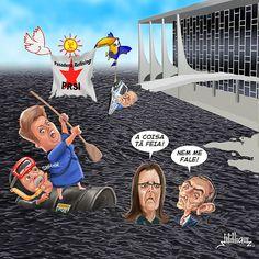 Oposição pede CPI da Petrobras