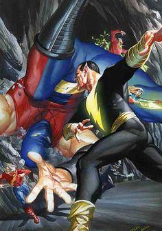 Justice Society of America #24 ~ DC Comics ~ Alex Ross