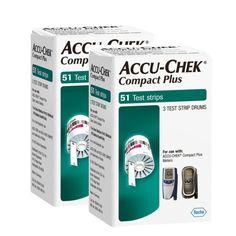 Lot of 8 Boxes - Accu Chek Compact Plus Diabetic Glucose Test Strips 51 Blood Glucose Monitor, Blood Glucose Levels, Glucose Test, Blood Sugar Test, Compact, Accu Chek Aviva, Diabetes Supplies, Arthritis Foundation, Diabetic Test Strips