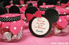 seven thirty three - - - a creative blog: Minnie Mouse 1st Birthday Party