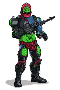 Trapjaw: Masters of The Universe