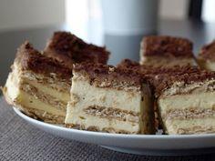 Kliknij i przeczytaj ten artykuł! Polish Cake Recipe, Polish Recipes, Polish Food, Cookie Desserts, No Bake Desserts, Kitchen Recipes, Cooking Recipes, Sweet Recipes, Cake Recipes