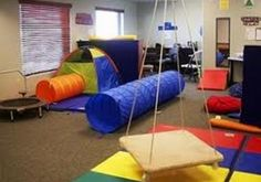 Exposing children to sensory play helps them develop and refine the use of their…