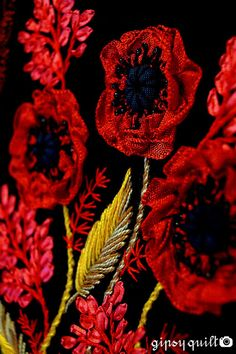 Gipsy Quilt: Red is beautiful...