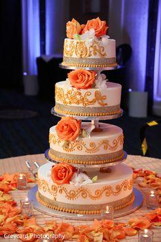 Wedding Cake http://www.maharaniweddings.com/gallery/photo/36003