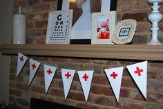 nursing+school+graduation+party+ | Our McWonderful Life: Nurse Graduation party