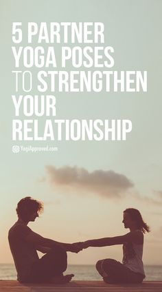 5 Partner Yoga Poses To Strengthen Your Relationship