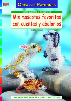 mis mascotas favoritas con cuentos y abalorios