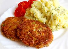 Diet Recipes, Cooking Recipes, Healthy Recipes, Family Meals, Kids Meals, Czech Recipes, Ethnic Recipes, Food 52, Vegetable Recipes