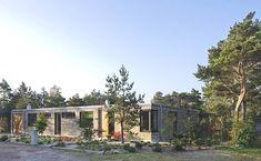 The Contemporary Håkansson Tegman House, Sweden - Adelto