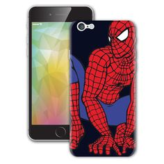 Spiderman Marvel iPhone sticker Vinyl Decal