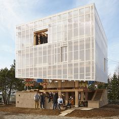 Architecture Students Complete Construction of Holistic Garden in Japan | Berkeley Graduate Division