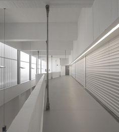 Galeria de Mercado Municipal de Abrantes / ARX Portugal - 23