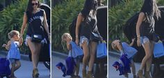 Kardashian Kid SMACKED In The Face - Fashion Style Mag