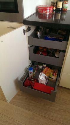 Keuken kasje