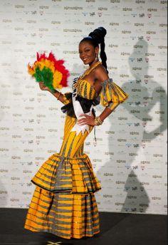 Awurama Simpson, Miss Ghana 2010.