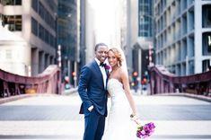 Urban Wedding in Chicago