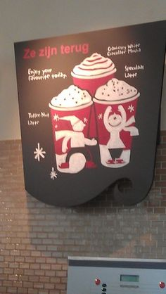 Starbucks kerstkoffie de moeite waard - Plazilla.com
