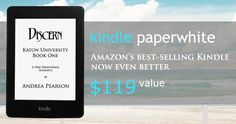 Enter for a Chance To #Win a #KindlePaperwhite! http://www.authorandreapearson.com/giveaways/enter-for-a-chance-to-win-a-kindlepaperwhite/?lucky=6118 via @https://twitter.com/andreapearson2