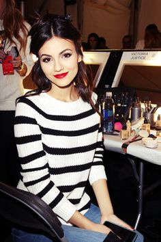 Welcome to OoohVictoriaJustice Brazilian fan club dedicated to Victoria Justice! Victoria Justice, Victoria 1, Beautiful Celebrities, Beautiful Actresses, Beautiful Ladies, Lady Danger, Cher Lloyd, She Is Gorgeous, Hollywood Celebrities