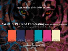 Autumn Winter trend forecasting is A TREND/COLOR Guide that offer seasonal inspiration & key color direction for Women/Men's Fashon, Sport & Intimate Apparel Aw18 Fashion, Fashion Design, Fashion Trends, Fashion 2018, Sweet Fashion, Color Trends 2018, 2018 Color, Trend Council, Trend Forecast 2018
