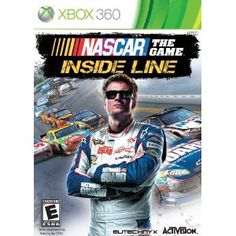 NASCAR The Game: Inside Line --- http://www.amazon.com/NASCAR-The-Game-Inside-Xbox-360/dp/B0083RDTXM/?tag=shopwithsaman-20